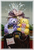Junior Get Well Quick Gift Basket