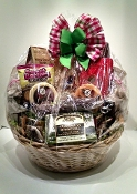 """Big Breath of Spring"" Gift Basket"