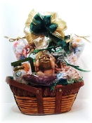 """Color Me Warm Charleston"" Gift Basket"