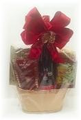 """Heart of Gold"" Gift Basket"